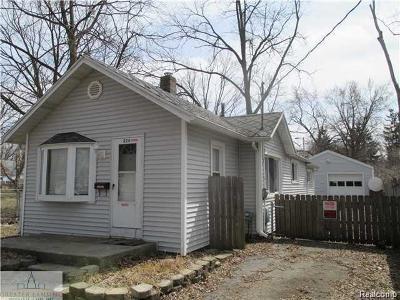 Lansing Single Family Home For Sale: 224 E Willard Ave