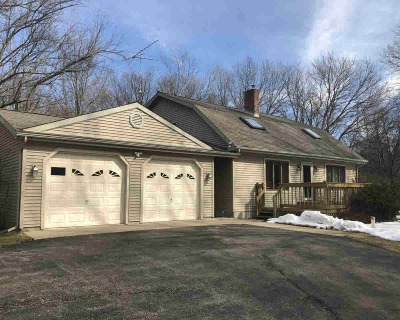 Concord Single Family Home For Sale: 11000 Warner