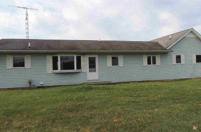 Grass Lake MI Single Family Home For Sale: $275,000