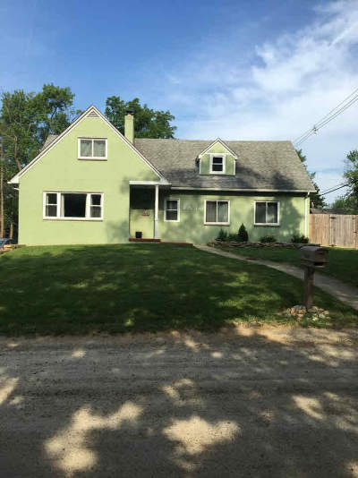 Washtenaw County Single Family Home For Sale: 2530 Emerald Ave