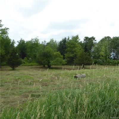 Chelsea MI Residential Lots & Land For Sale: $149,000