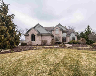 Washtenaw County Single Family Home Contingent - Financing: 853 Chipshot Ct