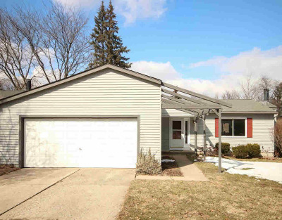 Washtenaw County Single Family Home Contingent - Financing: 1765 Northbrook