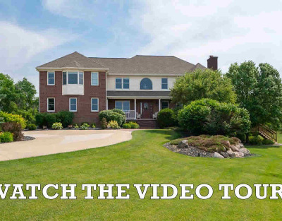 Washtenaw County Single Family Home For Sale: 5142 N Territorial Rd