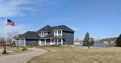 Onsted MI Single Family Home For Sale: $648,000