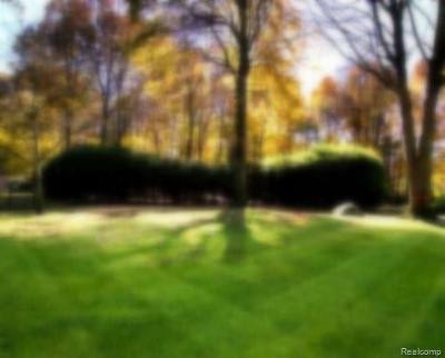Ypsilanti MI Residential Lots & Land For Sale: $254,000