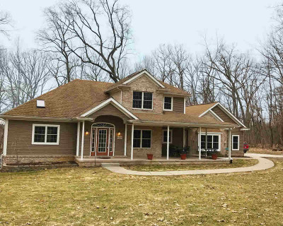 Washtenaw County Single Family Home For Sale: 8969 Scully