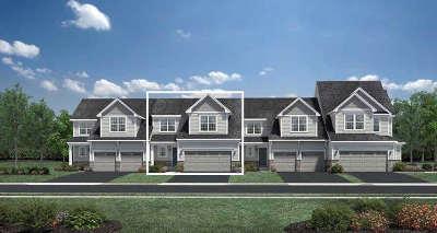 Washtenaw County Condo/Townhouse For Sale: 2532 Oxford Circle