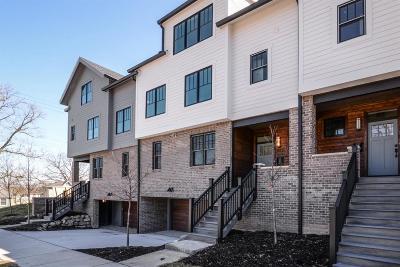 Ann Arbor Condo/Townhouse For Sale: 105 W Davis