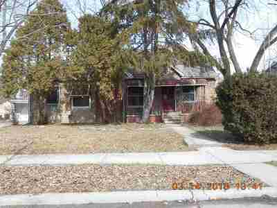 Single Family Home For Sale: 21819 Elizabeth