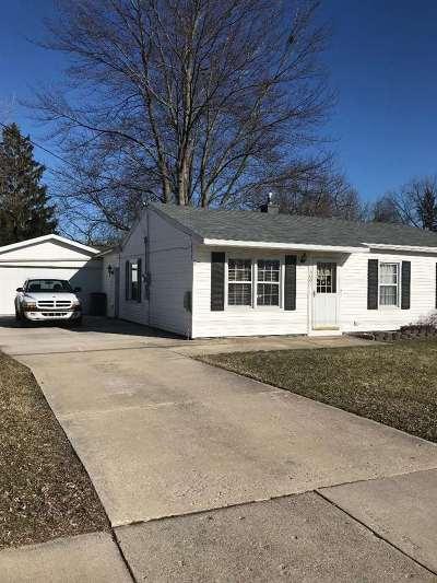Lansing Single Family Home For Sale: 5001 Palmer