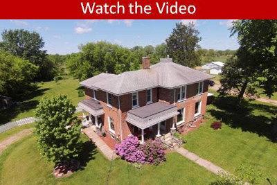 Stockbridge Single Family Home For Sale: 4210 S Williams Rd
