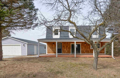 Dexter Single Family Home For Sale: 10688 Fleming Rd