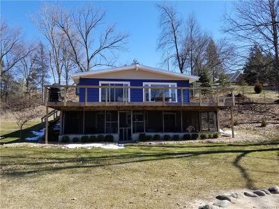 Jerome MI Single Family Home For Sale: $235,000