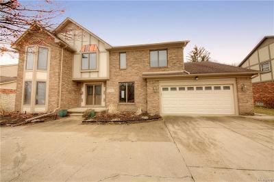 Single Family Home For Sale: 34745 Bridge St
