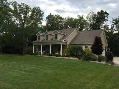Single Family Home For Sale: 4864 Indian Creek Dr