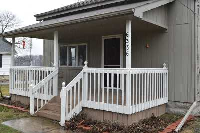 Single Family Home For Sale: 6336 Palmyra Rd