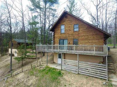 Single Family Home For Sale: 3435 Horseshoe Lake Rd.