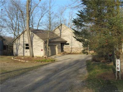 Single Family Home For Sale: 176 Eastshore Dr.