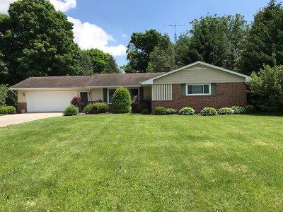 Single Family Home For Sale: 217 S Monroe