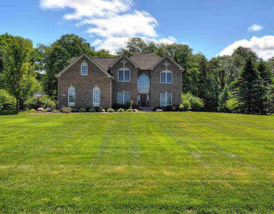 Washtenaw County Single Family Home For Sale: 7720 Secretariat Dr