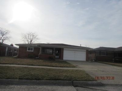 Single Family Home For Sale: 29335 Gilbert