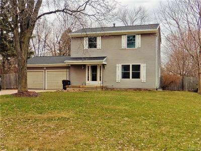 Lansing Single Family Home For Sale: 1400 W State Rd