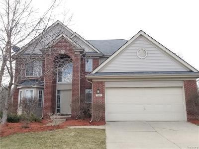 Ann Arbor Single Family Home For Sale: 360 Sedgewood Ln