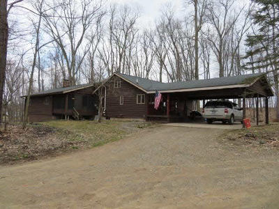 Parma Single Family Home Contingent - Financing: 8925 Minard Rd