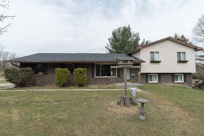 Washtenaw County Single Family Home Contingent - Financing: 13310 Harper Dr
