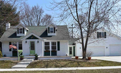 Washtenaw County Single Family Home Contingent - Financing: 720 York
