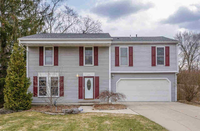 Washtenaw County Single Family Home Contingent - Financing: 1435 Ainsley St