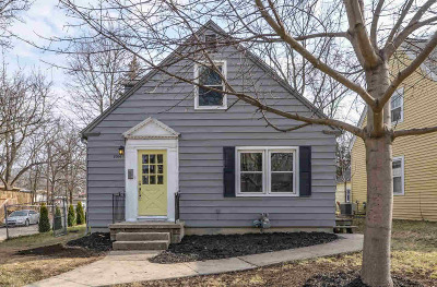 Washtenaw County Single Family Home Contingent - Financing: 2001 Dexter Ave