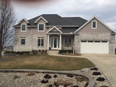 Onsted MI Single Family Home For Sale: $619,500