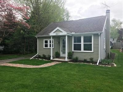 Manitou Beach MI Single Family Home For Sale: $174,500