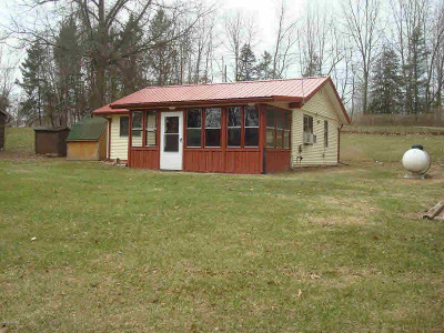 Montgomery MI Single Family Home For Sale: $99,900