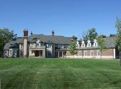 Single Family Home For Sale: 10399 Lakeshore E
