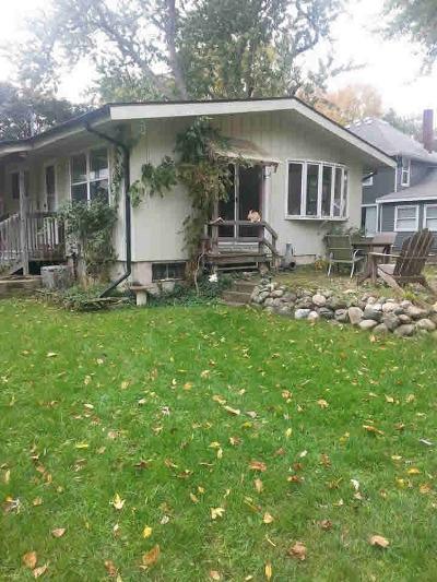 Chelsea Single Family Home For Sale: 528 Chandler St