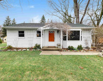 Washtenaw County Single Family Home Contingent - Financing: 2720 Valley Dr