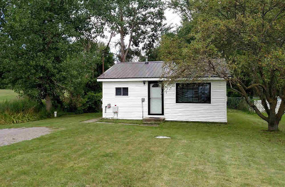 Grass Lake Single Family Home Contingent - Financing: 4995 Wolf Lake Rd
