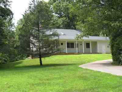 Adrian MI Single Family Home For Sale: $283,000