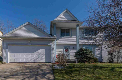 Washtenaw County Single Family Home For Sale: 1485 Northbrook Dr