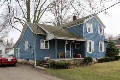 Single Family Home For Sale: 505 Worth