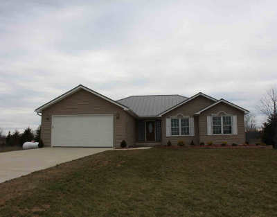 Single Family Home For Sale: 10906 Nylen Dr