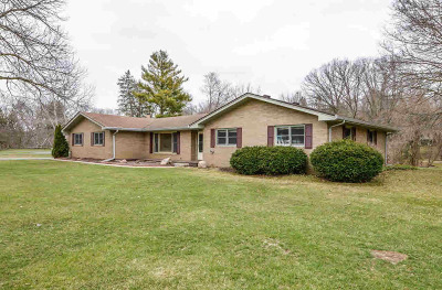 Washtenaw County Single Family Home For Sale: 1627 York Ter