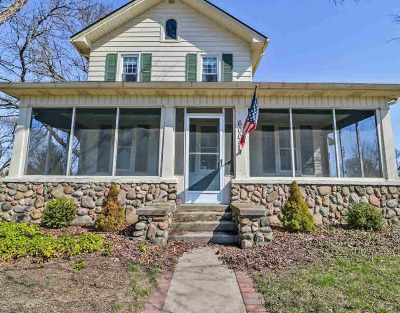 Chelsea Single Family Home For Sale: 6005 Sibley Rd
