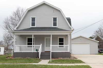 Single Family Home For Sale: 130 S Main St.