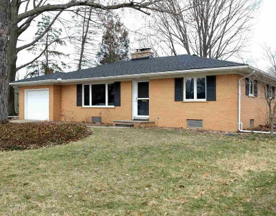 Washtenaw County Single Family Home For Sale: 1950 Coronada St