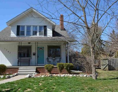 Washtenaw County Single Family Home For Sale: 1202 Grant