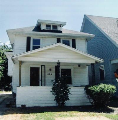 Lansing Single Family Home For Sale: 820 N Walnut St